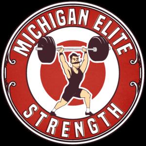 Michigan Elite Strength Logo
