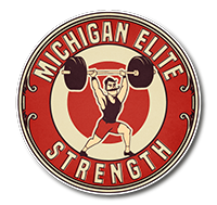 Michigan Elite Strength Logo